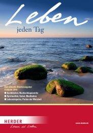 einmalig preiswerte Sonder- ausgabe - Verlag Herder