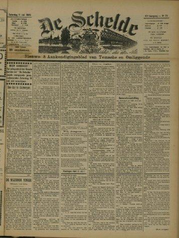 Nieuws- & Aankondiginggblad van Temsohe en Omliggende