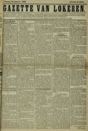 Zondag 24 Januari 1886. 43*JaarN«2234.