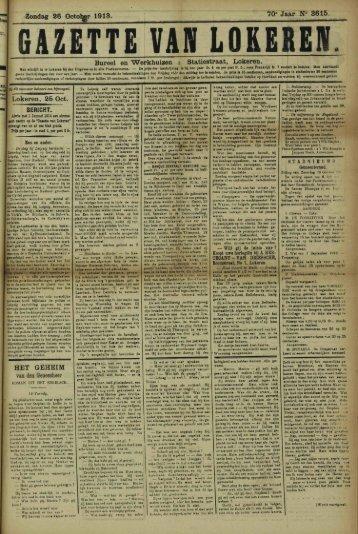 Gazette van Lokeren