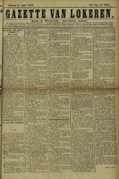 Zondag 21 April 1912. 69- Jaar N