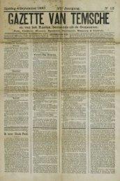 Zondag 4 September 1887. (2 7f Jaargang.) N' 13 en van het Kanton ...
