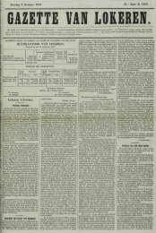 Zondag 2 October 1870. 27.p Jaar N. 1359. UULPKANTOOR VAN ...
