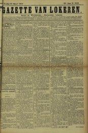 Zondag 31 Maart 1912. 69* Jaar N