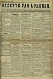 Zondag 25 Juni 1899. 56° JaarN° 2866.