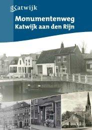 Monumentenweg Katwijk aan den Rijn