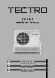 TSCS 126 Installation Manual