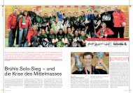 Brühls Solo-Sieg – und die Krise des Mittelmasses - Handballworld