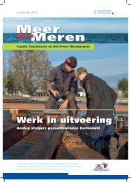 Magazine Meer dan Meren december 2012.pdf - Provincie Fryslân
