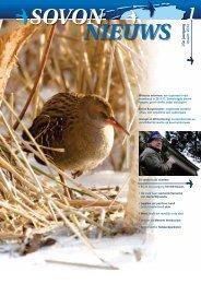 SOVON NIEUWS - SOVON Vogelonderzoek Nederland