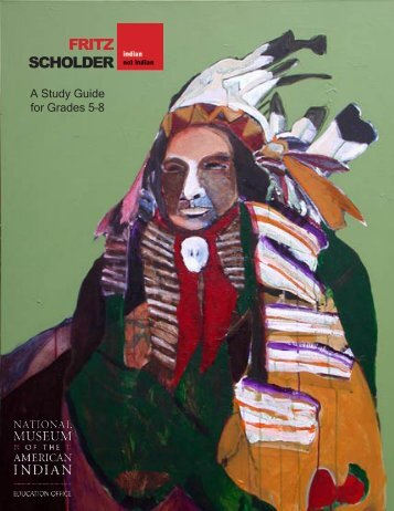 Fritz Scholder Study Guide - National Museum of the American Indian