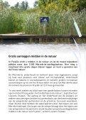 Folder Natuurlijk afmeren in Friesland - De Marrekrite - Page 2