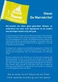 Folder Natuurlijk afmeren in Friesland - De Marrekrite - Page 7