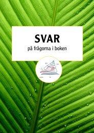 Svar till instuderingsfrågorna i Spira - IFM