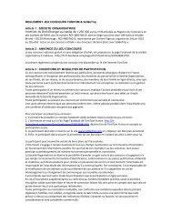 REGLEMENT JEU CONCOURS TOMTOM & SoWeTrip Article 1 ...