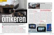 Truckstar Praktijk test - Truckmate