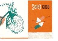 Solex gebruiksaanwijzing oranje - Van der Heem & Bloemsma