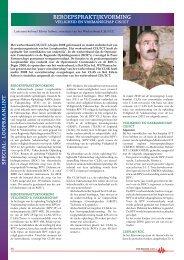 Beroepspraktijkvorming Veiligheid en Vakmanschap CIS/ICT