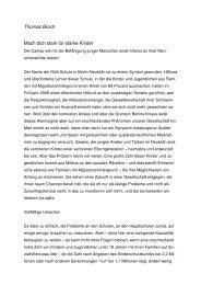 Der gesamte Text - Caritas NRW