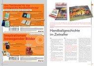 Handballgeschichte im Zeitraffer - Handballworld