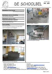 schoolbel 659 - Vrije School Michael Bussum
