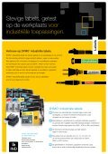 RHINO labels leaflet - DYMO - Page 2