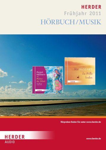 Hardcover-Ausgabe - Verlag Herder