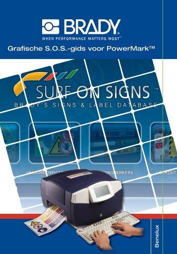 Grafische S.O.S.-gids voor PowerMark™