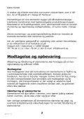Montage og justeringsvejledning - Vrøgum - Svarre A/S - Page 2