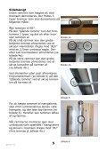 Montage og justeringsvejledning - Vrøgum - Svarre A/S - Page 5