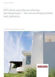 het verwarmingssysteem met toekomst. - STIEBEL ELTRON Belgie