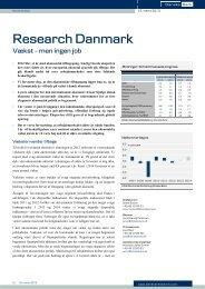 Research Danmark: Vækst – men ingen job - Danske Analyse ...
