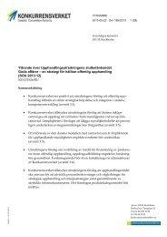 en strategi för hållbar offentlig upphandling