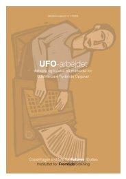 UFO-arbejdet - Instituttet for Fremtidsforskning