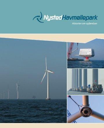 Historien om opførelsen af Nysted Havmøllepark - DONG Energy
