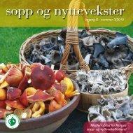 Nr 3 - 2010 i sin helhet - Norges sopp- og nyttevekstforbund