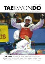 CE - mærkning eller ej - Dansk Taekwondo Forbund