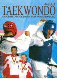 Zakaria Asidah - Dansk Taekwondo Forbund