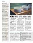 aktuelt teknikk og viten på menyen utenriks - Forsvarsforum - Page 6