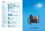 IPhone 3020 - Belgacom