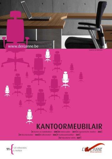 KANTOORMEUBILAIR - Deroanne