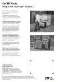Cat® Lift Trucks. - Autostuc - Page 4