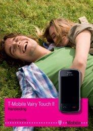 Download de handleiding - Toestelhulp - T-Mobile
