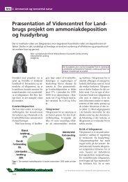 resumé fra Plantekongres 2012 - LandbrugsInfo