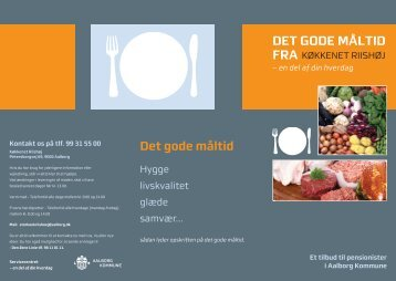 Hent informationsmateriale - Aalborg Kommune