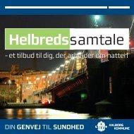 Helbredssamtale - Aalborg Kommune