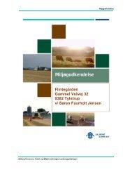 1 – Meddelelse om miljøgodkendelse - Aalborg Kommune