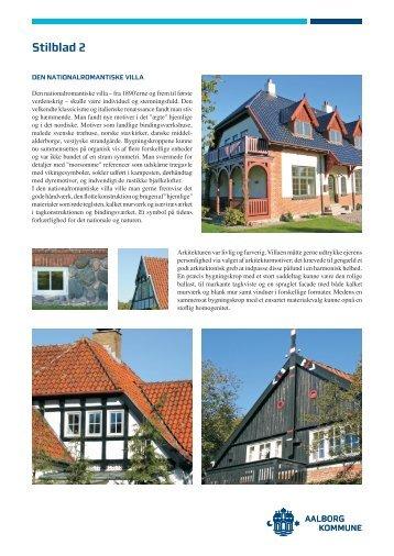 Den nationalromantiske villa - Aalborg Kommune