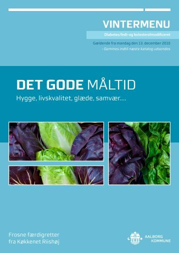 DET GODE MÅLTID - Aalborg Kommune