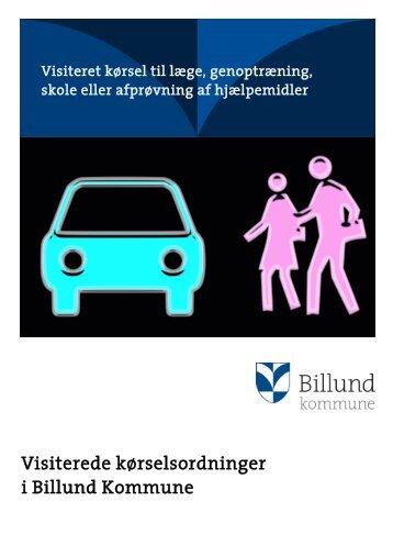 Visiteret kørsel - Billund Kommune